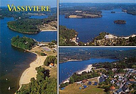 Le lac de vassivi re creuse et haute vienne - Office de tourisme lac de vassiviere ...
