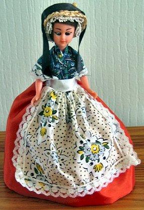 La poupée creusoise vous souhaite la bienvenue !